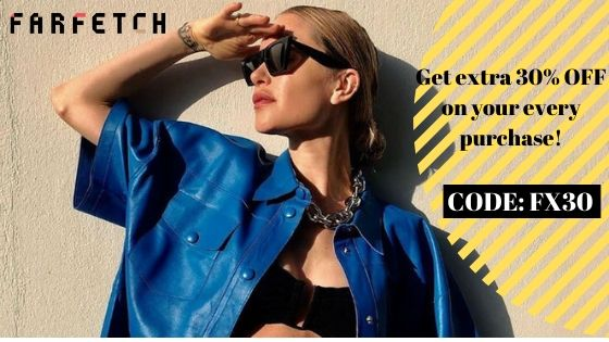 Enjoy extra 30% off on your purchases at Farfetch | COUPON CODE: FX30