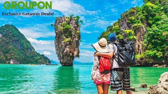 Groupon Exclusive Getaway deals