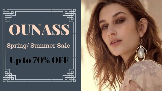 Ounass Spring/ Summer Sale 2019- Up to 70% Off
