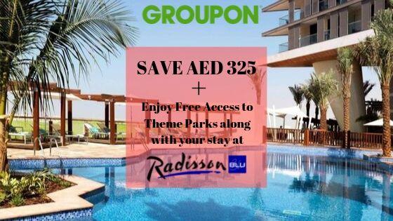 Radisson Blu Exclusive Deal at Groupon