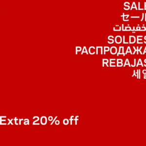 Farfetch: Extra 10% off on First Order